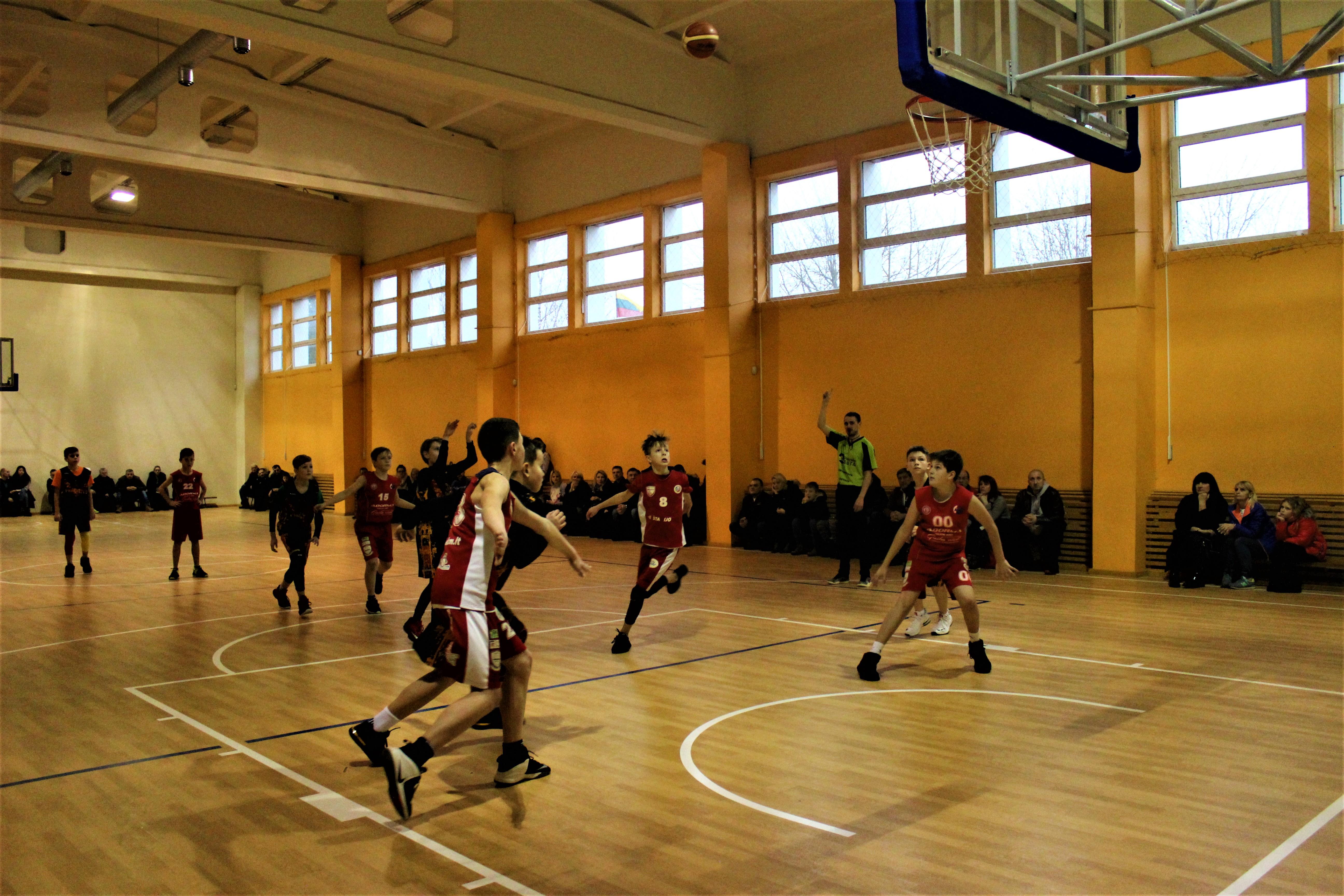 Aukštaitijos KM mokyklinukų krepšinio čempionato AtostoguAuto.LT Taurei laimėti finalai jau šį savaitgalį